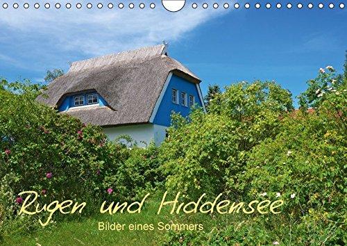 9783665147242: Rügen und Hiddensee (Wandkalender 2017 DIN A4 quer): Traumhafte Ansichten von Rügen und Hiddensee (Monatskalender, 14 Seiten )