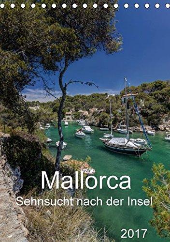 9783665157708: Mallorca - Sehnsucht nach der Insel (Tischkalender 2017 DIN A5 hoch): Exklusive Bilder der Insel Mallorca als Kalender im Hochformat (Monatskalender, 14 Seiten )