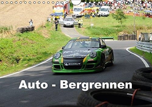 9783665168742: Auto - Bergrennen (Wandkalender 2017 DIN A4 quer): Faszinierende Eindrücke der Boliden beim Bergrennen (Monatskalender, 14 Seiten )
