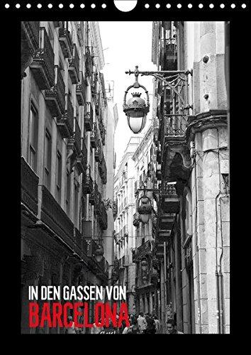 9783665174712: In den Gassen von Barcelona (Wandkalender 2017 DIN A4 hoch): Eine spannende Entdeckungsreise in die Gassen der wundervollen Stadt Barcelona (Monatskalender, 14 Seiten )