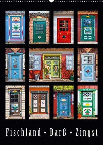 9783665183615: Türen - Meisterwerke aus Fischland, Darß und Zingst (Wandkalender 2017 DIN A2 hoch): Der Kalender zeigt einzigartige Darßer Haustüren, eine regionale ... (Monatskalender, 14 Seiten )