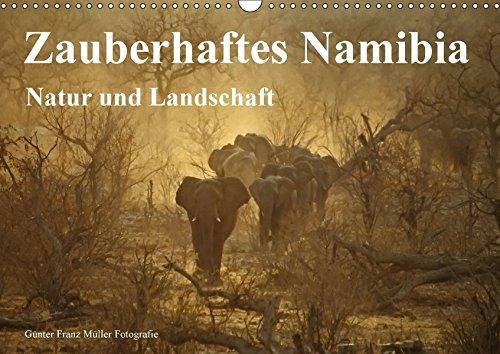 9783665192969: Zauberhaftes Namibia - Natur und Landschaft (Wandkalender 2017 DIN A3 quer): Zauberhaftes Namibia Natur und Landschaft (Monatskalender, 14 Seiten )