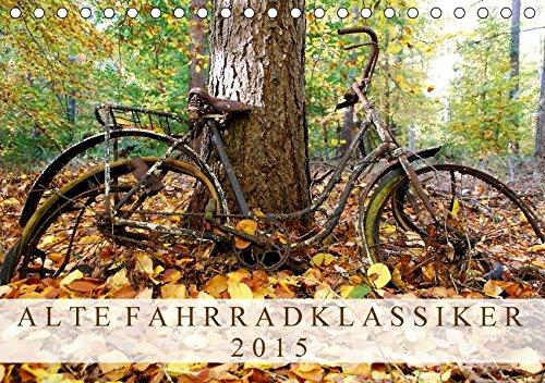 9783665220167: Alte Fahrradklassiker 2017 (Tischkalender 2017 DIN A5 quer): Schöne alte Fahrräder (Monatskalender, 14 Seiten)