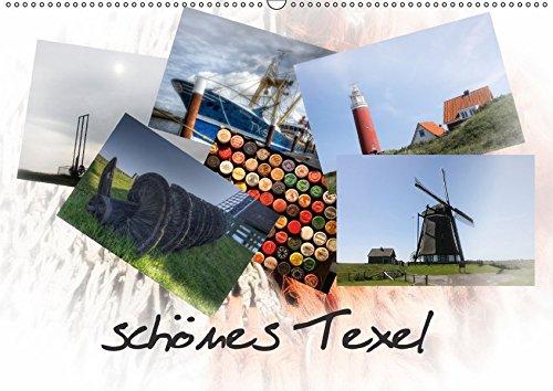 9783665225346: schönes Texel (Wandkalender 2017 DIN A2 quer): Impressionen von der Sonneninsel Texel (Monatskalender, 14 Seiten )