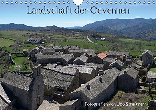 9783665246679: Cevennen (Wandkalender 2017 DIN A4 quer): Die Cevennen haben bis heute den Charakter einer urwüchsigen Landschaft erhalten. (Monatskalender, 14 Seiten )