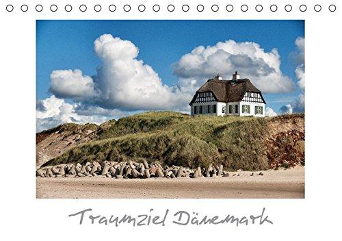 9783665247089: Traumziel Dänemark (Tischkalender 2017 DIN A5 quer): Nordjylland - eine der schönsten Landschaften Dänemarks (Monatskalender, 14 Seiten )