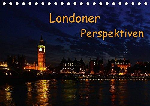 9783665253196: Londoner Perspektiven (Tischkalender 2017 DIN A5 quer): Meine Impressionen einer sich ständig entwickelnden Metropole (Monatskalender, 14 Seiten )