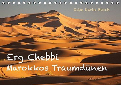 9783665261269: Erg Chebbi - Marokkos Traumdünen (Tischkalender 2017 DIN A5 quer): Ein fotografisches Porträt des marokkanischen Synonyms für Wüste (Monatskalender, 14 Seiten )