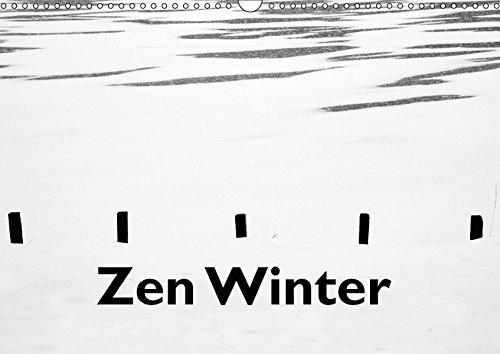 Zen Winter (Wandkalender 2017 DIN A3 quer): Georg Hörmann