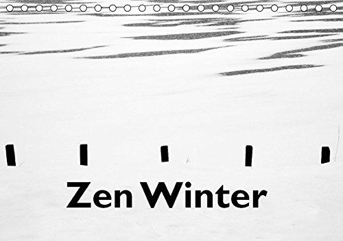 Zen Winter (Tischkalender 2017 DIN A5 quer): Georg Hörmann