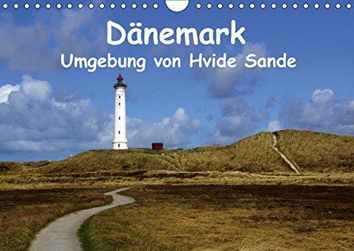 9783665283742: Dänemark - Umgebung von Hvide Sande (Wandkalender 2017 DIN A4 quer): Ein beliebter Ferienort an Jütlands Küste - Hvide Sande (Monatskalender, 14 Seiten )