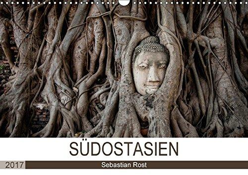 9783665284107: SÜDOSTASIEN (Wandkalender 2017 DIN A3 quer): Erleben Sie eine Bildreise durch Thailand, Vietnam, Kambodscha, Laos und Myanmar. (Monatskalender, 14 Seiten )