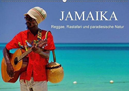 9783665293963: JAMAIKA Reggae, Rastafari und paradiesische Natur. (Wandkalender 2017 DIN A2 quer): Jamaika, die Perle der Karibik. (Monatskalender, 14 Seiten )
