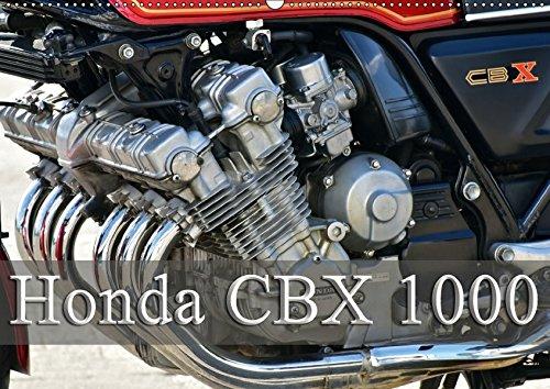9783665299774: Honda CBX 1000 (Wandkalender 2017 DIN A2 quer): Ein Kraftpaket mit 6 Zylindern (Monatskalender, 14 Seiten )