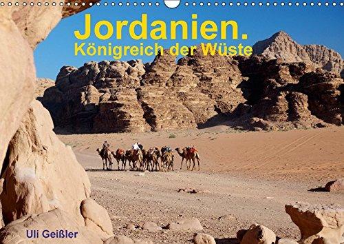 9783665307882: Jordanien. Königreich in der Wüste (Wandkalender 2017 DIN A3 quer): Das haschemitische Königreich in der Wüste (Monatskalender, 14 Seiten )