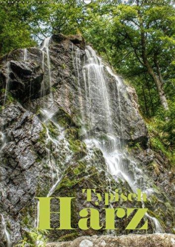 9783665316921: Typisch Harz (Wandkalender 2017 DIN A2 hoch): Eindrücke aus dem schönen Mittelgebirge (Monatskalender, 14 Seiten )