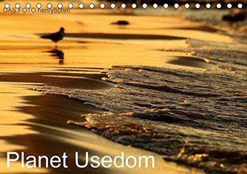 9783665319779: Planet Usedom (Tischkalender 2017 DIN A5 quer): Der Kalender zeigt Landschaftseindrücke vom wundervollen Planeten Usedom (Monatskalender, 14 Seiten )