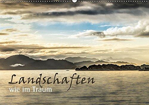 9783665334659: Landschaften wie im Traum (Wandkalender 2017 DIN A2 quer): Ruhe und Entspannung strahlen die Bilder dieser traumhaften Landschaften aus. (Monatskalender, 14 Seiten )