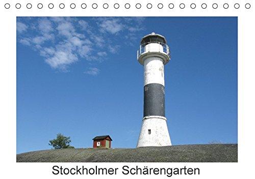 9783665335885: Stockholmer Schärengarten (Tischkalender 2017 DIN A5 quer): Eine Reise in den Äußeren Schärengarten Stockholms (Monatskalender, 14 Seiten )