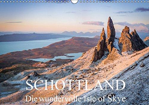 9783665336677: Schottland - Die wundervolle Isle of Skye (Wandkalender 2017 DIN A3 quer): Faszinierende Landschaften in stimmungsvollem Licht (Monatskalender, 14 Seiten )