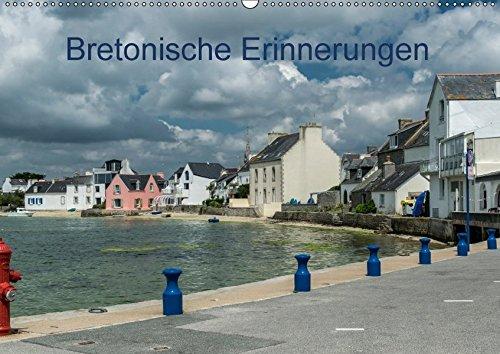 9783665347093: Bretonische Erinnerungen (Wandkalender 2017 DIN A2 quer): Liebenswerte bretonische Orte und Landschaften (Monatskalender, 14 Seiten )