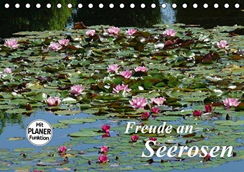 9783665358495: Freude an Seerosen (Tischkalender 2017 DIN A5 quer): Seerosen im Teich und in Gefäßen (Geburtstagskalender, 14 Seiten )