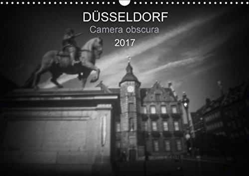 9783665380304: Düsseldorf Camera obscura 2017 (Wandkalender 2017 DIN A3 quer): Künstlerische Fotografien, aufgenommen mit der Camera obscura (Monatskalender, 14 Seiten )