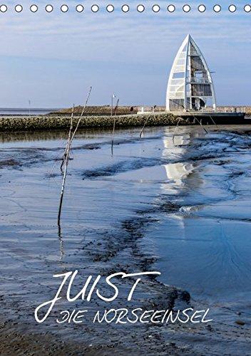 9783665387211: JUIST - DIE NORDSEEINSEL (Tischkalender 2017 DIN A5 hoch): Landschaftsimpressionen der Insel Juist (Familienplaner, 14 Seiten )