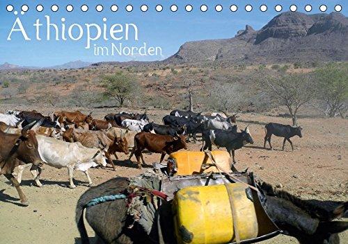 9783665389772: Äthiopien im Norden (Tischkalender 2017 DIN A5 quer): Eine Reise durch Äthiopiens Norden (Monatskalender, 14 Seiten )