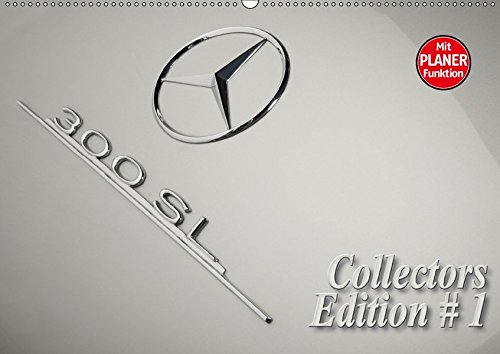 9783665393977: 300 SL Collectors Edition 1 (Wandkalender 2017 DIN A2 quer): Mercedes 300 SL Collectors Edition (Geburtstagskalender, 14 Seiten )