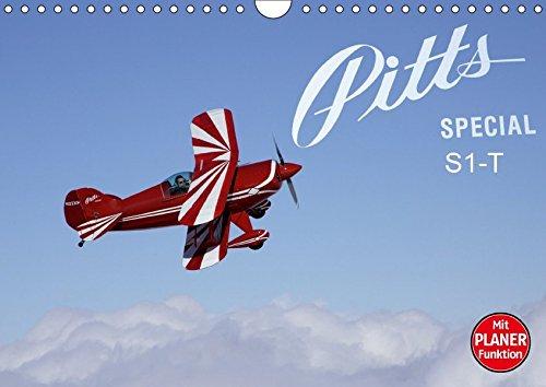 9783665394141: Pitts Special (Wandkalender 2017 DIN A4 quer): Die Legende im Kunstflug: Pitts Special, Modell S-1T. (Geburtstagskalender, 14 Seiten )