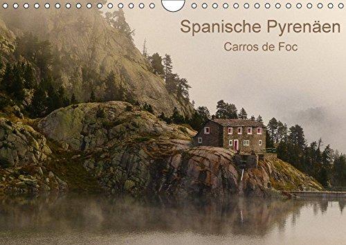 9783665400606: Spanische - Pyrenäen Carros de Foc (Wandkalender 2017 DIN A4 quer): Stimmungsvolle Landschaftsbilder aus den spanischen Pyrenäen (Monatskalender, 14 Seiten )