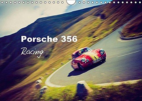 9783665416485: Porsche 356 - Racing (Wandkalender 2017 DIN A4 quer): Porsche 356 Rennfotos (Monatskalender, 14 Seiten )