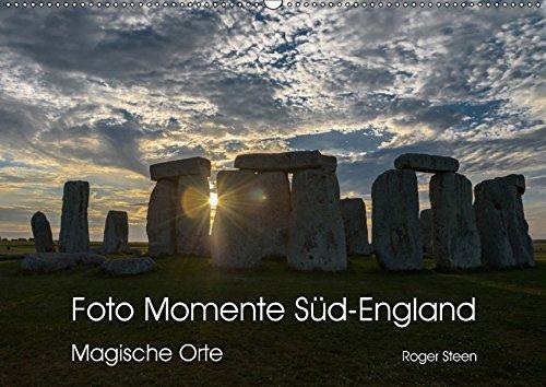 9783665420260: Foto Momente Süd-England - Magische Orte (Wandkalender 2017 DIN A2 quer): Eine magische Reise von Stonehenge über Glastonbury an die Küste von Cornwall (Monatskalender, 14 Seiten )