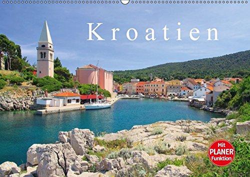 9783665429119: Kroatien (Wandkalender 2017 DIN A2 quer): Dieser Kalender führt Sie von der felsigen Küste des Kvarner Golfes bis nach Dubrovnik in Dalmatien. Zwölf ... Kroatien. (Geburtstagskalender, 14 Seiten )