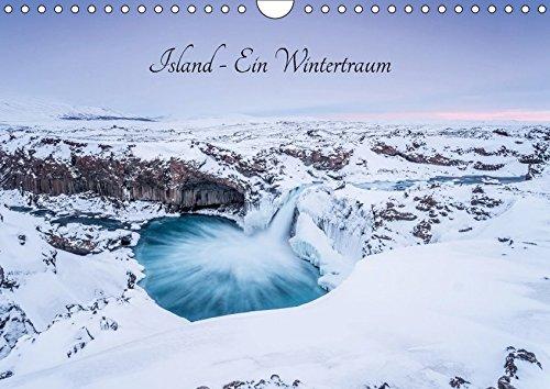 Island - Ein Wintertraum (Wandkalender 2017 DIN: Markus van Hauten