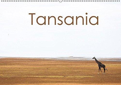 9783665439606: Tansania (Wandkalender 2017 DIN A2 quer): Dieser Monatskalender zeigt 13 beeindruckende Bilder aus dem ostafrikanischen Tansania. Lassen Sie sich ... Flora und Fauna. (Monatskalender, 14 Seiten )