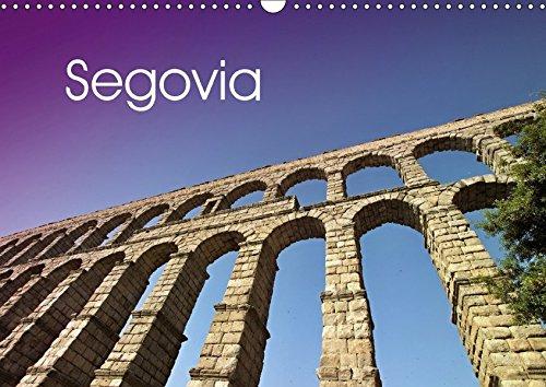 9783665446833: Segovia (Wandkalender 2017 DIN A3 quer): Bilder einer Provinz im Inneren Spaniens (Monatskalender, 14 Seiten )