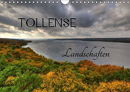 9783665459758: Tollense Landschaften (Wandkalender 2017 DIN A4 quer): Ein Fluss in Neubrandenburg (Monatskalender, 14 Seiten )