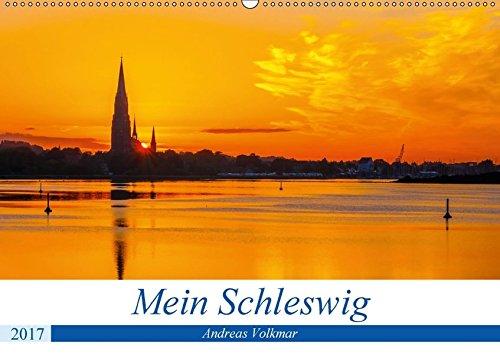 9783665471767: Mein Schleswig (Wandkalender 2017 DIN A2 quer): Stadt der Wikinger, Herzöge und Bischöfe (Monatskalender, 14 Seiten )