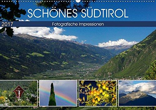 9783665487881: Schönes Südtirol (Wandkalender 2017 DIN A2 quer): Stimmungsvolle Farbfotografien aus Südtirol. (Monatskalender, 14 Seiten )