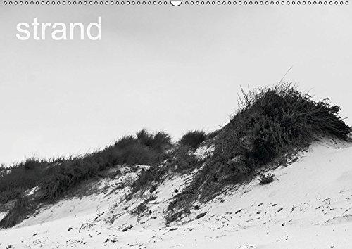 Strand (Wandkalender 2018 DIN A2 quer): Wind, Dünen, Sand, Wellen & Wasser (Monatskalender, 14 Seiten ) - toby deinhardt