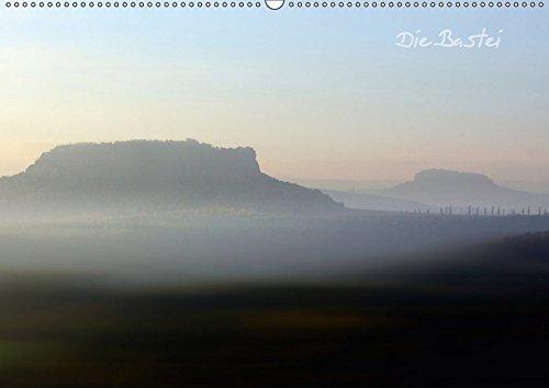 9783665600013 - Heiko Lehmann: Die Bastei (Wandkalender 2018 DIN A2 quer): Elbsandsteingebirge (Monatskalender, 14 Seiten ) - Книга