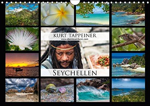 9783665618346 - Kurt Tappeiner: Seychellen (Wandkalender 2018 DIN A4 quer): Das verlorene Paradies (Monatskalender, 14 Seiten ) - Buch
