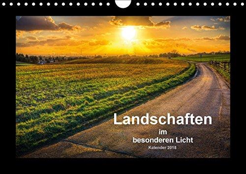 9783665679811 - Markus Landsmann: Landschaften im besonderen Licht (Wandkalender 2018 DIN A4 quer): Landschafts Impressionen in außergewöhnlichem Licht (Monatskalender, 14 Seiten ) - Књига