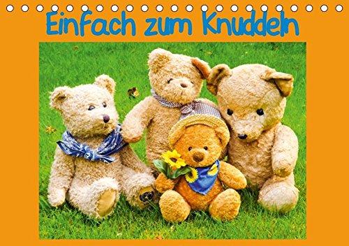 9783665679880 - Karin Sigwarth: Einfach zum Knuddeln (Tischkalender 2018 DIN A5 quer): Teddybären (Monatskalender, 14 Seiten ) - Књига