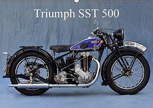 9783665831899 - Ingo Laue: Triumph SST 500 (Wandkalender 2018 DIN A2 quer): Eine mechanische Schönheit aus vergangenen Tagen (Monatskalender, 14 Seiten ) - Knjiga