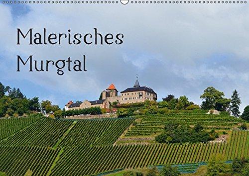 9783665916374 - Ulrike Kröll: Malerisches Murgtal (Wandkalender 2018 DIN A2 quer): Landschaft mit vielen Tälern, Natur und Sehenswürdigkeiten (Monatskalender, 14 Seiten ) - Buch