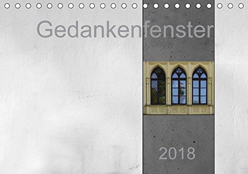 Gedankenfenster (Tischkalender 2018 DIN A5 quer): Endlich: Erwin Renken