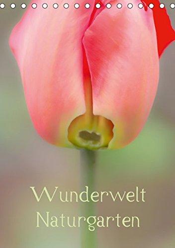Wunderwelt Naturgarten (Tischkalender 2018 DIN A5 hoch): Erwin Renken